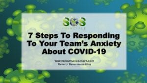 Team Anxiety About COVID-19