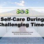 Self-Care During Challenging Times