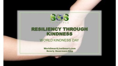 Resiliency Through Kindness