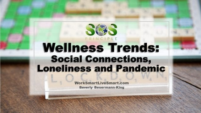 Loneliness and Pandemic